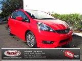 2013 Milano Red Honda Fit Sport #70540237