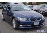 2011 Deep Sea Blue Metallic BMW 3 Series 328i xDrive Coupe #70540466