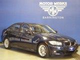2010 Monaco Blue Metallic BMW 3 Series 328i xDrive Sedan #70540213