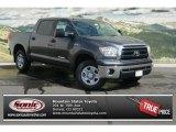 2012 Magnetic Gray Metallic Toyota Tundra CrewMax 4x4 #70540184