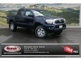 2012 Nautical Blue Metallic Toyota Tacoma V6 TRD Double Cab 4x4 #70540181
