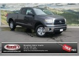 2012 Magnetic Gray Metallic Toyota Tundra Double Cab 4x4 #70540180