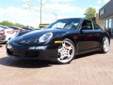 2005 Black Porsche 911 Carrera S Coupe #70539772
