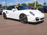 2010 Porsche 911 Carrara White