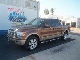 2011 Golden Bronze Metallic Ford F150 Lariat SuperCrew #70561963