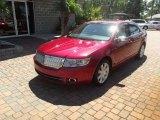 2007 Vivid Red Metallic Lincoln MKZ Sedan #70570579