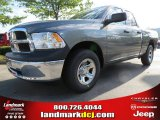 2012 Mineral Gray Metallic Dodge Ram 1500 ST Quad Cab #70570061
