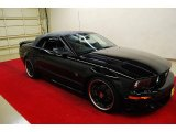 2005 Black Ford Mustang GT Deluxe Convertible #70570059