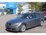2010 Space Gray Metallic BMW 3 Series 328i xDrive Sedan #70570528