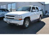 2005 Summit White Chevrolet Tahoe Z71 4x4 #70570006