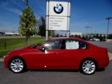2013 Melbourne Red Metallic BMW 3 Series 328i Sedan #70570253