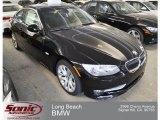 2013 Jet Black BMW 3 Series 328i Coupe #70570228