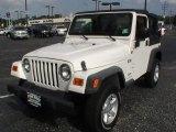 2006 Stone White Jeep Wrangler X 4x4 #70569974