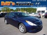 2013 Indigo Night Blue Hyundai Sonata GLS #70570475