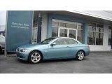 2008 Atlantic Blue Metallic BMW 3 Series 328i Convertible #70570472
