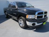 2004 Black Dodge Ram 1500 ST Quad Cab #70570182