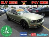 2006 Legend Lime Metallic Ford Mustang GT Premium Coupe #70570439