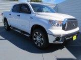 2012 Super White Toyota Tundra Texas Edition CrewMax 4x4 #70570173