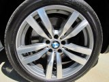 BMW X6 M 2011 Wheels and Tires