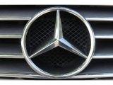 Mercedes-Benz CL 2001 Badges and Logos