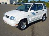 2000 Suzuki Grand Vitara Polar White