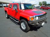 2009 Victory Red Hummer H3 T #70570393