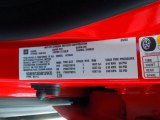 2009 Hummer H3 T Info Tag