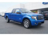 2012 Blue Flame Metallic Ford F150 FX2 SuperCab #70617859