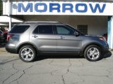 2011 Sterling Grey Metallic Ford Explorer Limited 4WD #70617809