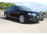 2013 Brilliant Black Audi A4 2.0T quattro Sedan #70618475