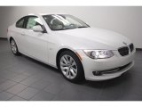 2013 Mineral White Metallic BMW 3 Series 328i Coupe #70618153