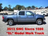 2013 GMC Sierra 1500 SL Crew Cab