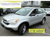 2009 Alabaster Silver Metallic Honda CR-V LX 4WD #70617760