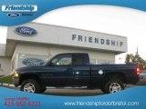 2001 Patriot Blue Pearl Dodge Ram 1500 SLT Club Cab 4x4 #70617742