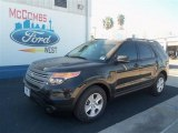 2013 Tuxedo Black Metallic Ford Explorer FWD #70617726