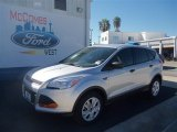 2013 Ingot Silver Metallic Ford Escape S #70617725