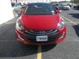 2013 Volcanic Red Hyundai Elantra GT #70617718