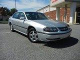 2001 Galaxy Silver Metallic Chevrolet Impala LS #70618392