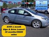 2013 Silver Topaz Metallic Chevrolet Volt  #70617694