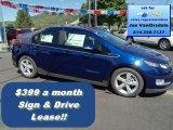 2013 Blue Topaz Metallic Chevrolet Volt  #70617693