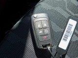 2013 Chevrolet Volt  Keys