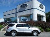 2013 Ingot Silver Metallic Ford Explorer 4WD #70617680