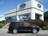 2013 Kodiak Brown Metallic Ford Explorer XLT 4WD #70617679