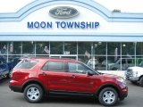 2013 Ruby Red Metallic Ford Explorer 4WD #70617964