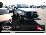 2008 Mineral Gray Metallic Dodge Ram 1500 ST Regular Cab 4x4 #70617594