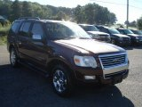 2006 Dark Cherry Metallic Ford Explorer Limited 4x4 #70617952