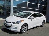 2013 Monaco White Hyundai Elantra Coupe GS #70617575