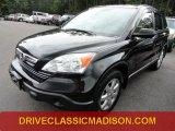 2009 Crystal Black Pearl Honda CR-V EX 4WD #70618287