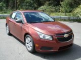 2013 Chevrolet Cruze LS Data, Info and Specs