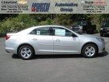 2013 Silver Ice Metallic Chevrolet Malibu LS #70617914